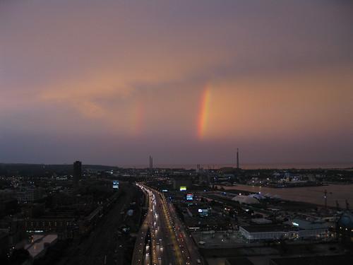 Evening Rainbows