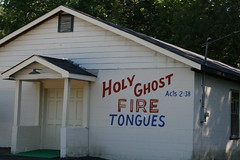 holy ghost fire tongues