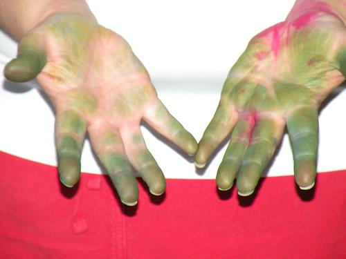 Tie-Dye Disaster