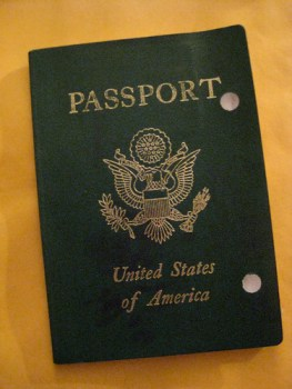 My passport has been decommissioned