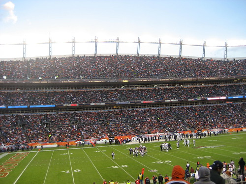 Can I Bring Food Into Mile High Stadium