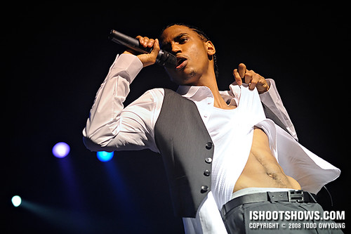 Trey Songz @ the Pageant -- 2008.02.26