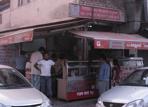 Nagpal's Chhole Bhature
