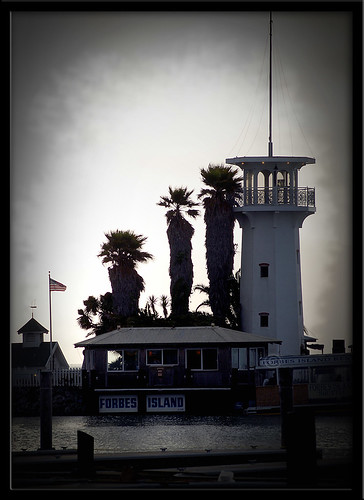 Forbes Island Lighthouse