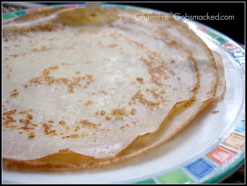 Simple, Easy Crepes