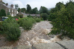 Floods in the Fairy Glen