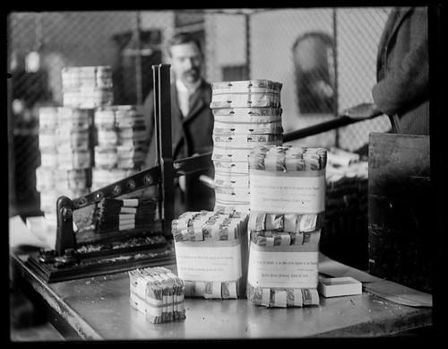 Maceration of Money