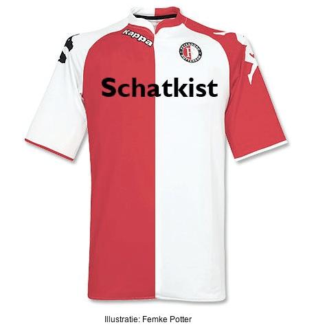 Nieuw shirt Feyenoord