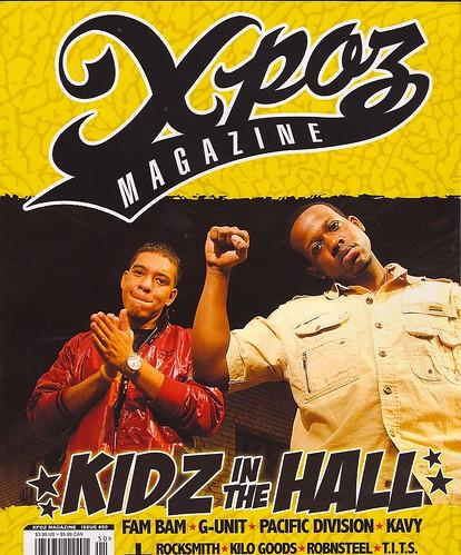 Xpoz Mag October 2008