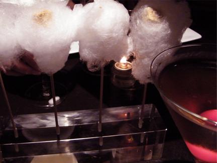 Foie Gras Cotton Candy, MyLastBite.com