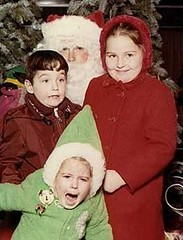 Funny Santa Pics