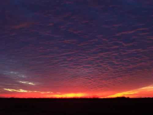 Sunset in Abilene