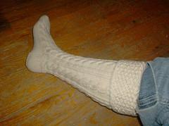Highland Hose - Sock 1