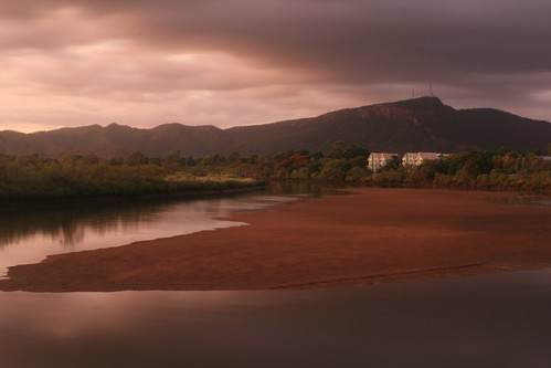 Ross River, Townsville