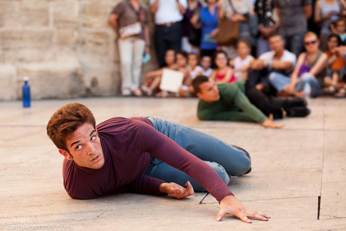 El punto! Danza teatro (Pza. La Seo)