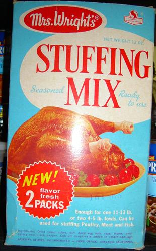 Mrs. Wright's Stuffing Mix