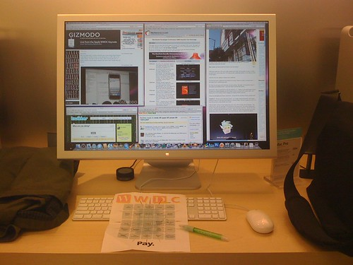 WWDC basecamp