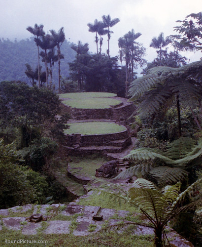 CO La Ciudad Perdida Terraces