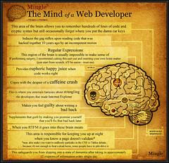 The mind of a web developer