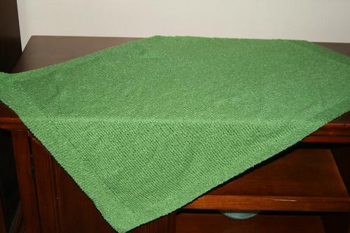 Baby Blanket for Lauren's little boy