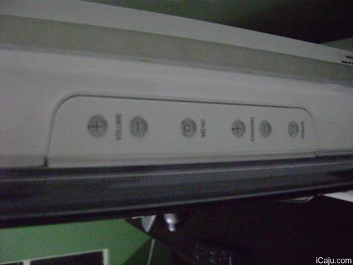 painel de controles