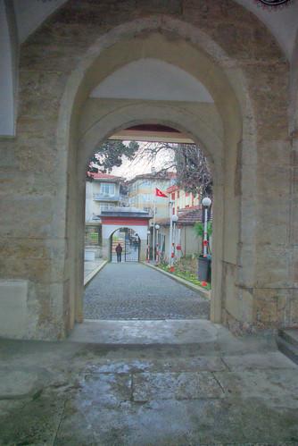 Eski Valide Camii, Üsküdar, İstanbul, Pentax K10d