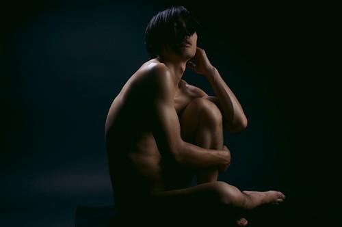 Male art nude