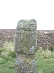 The hand stone