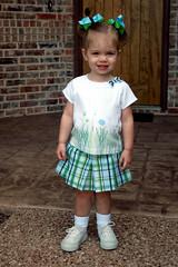 First Day of Pre-Preschool!