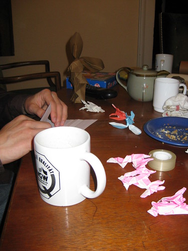 Origami Session