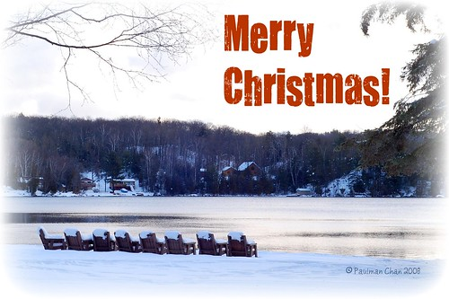 Merry Christmas, friends and family!