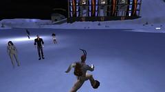 Ice Skating Fun - Xmas 08
