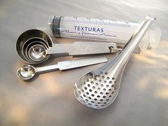 Eines (Tools), elBulli Texturas Kit, MyLastBite.com