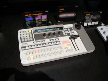 SONY BRS 200 Production Switcher