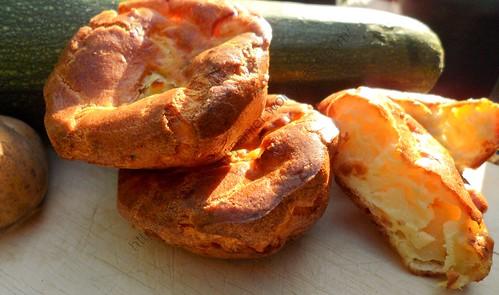 Cake aux courgettes et pommes de terre / Zucchini and Potato Cake