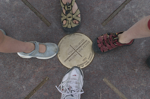 four corners usa
