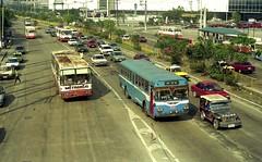 Metrobus NXL-153 & Metro Manila Transport Hino...
