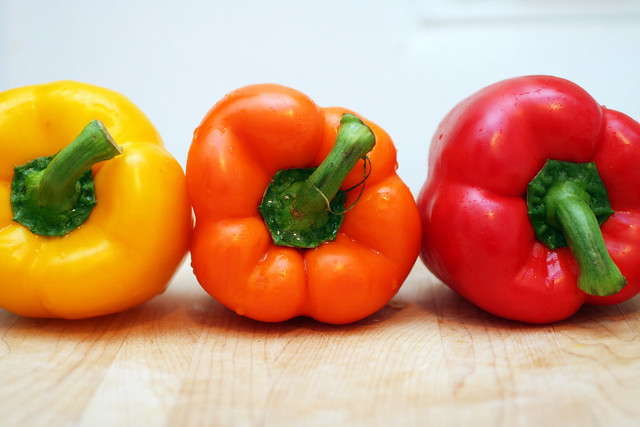 prettiest bell peppers