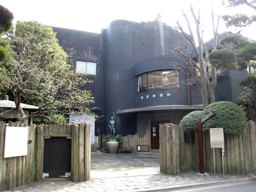 朝倉彫塑館1