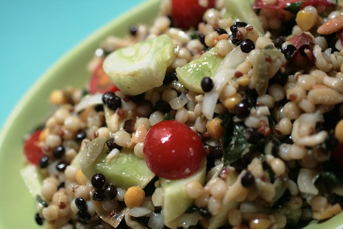 Mid-Summer Salad