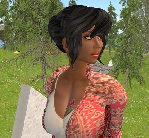 New Maitreya Nikki hair