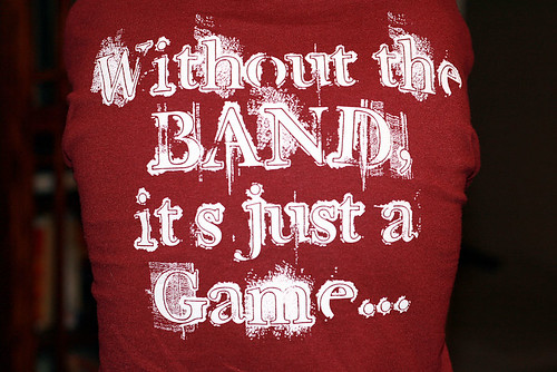 It's About the Band