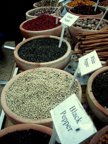 spices, colours, freedom!