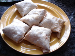 Mini Chimichangas