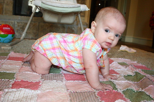 Might be a Crawling Champ!