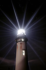 Pigeon Point Light House by jrfphotography