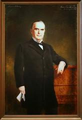 William McKinley, Twenty-fifth President (1897...