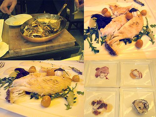 Patina Fish Course, MyLastBite.com