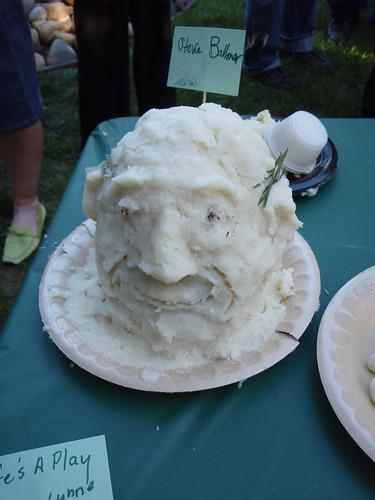Bust of Steve Ballmer