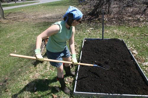 Garden Prep 2008